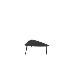 stolek TRIANGO S  černý (TX058)