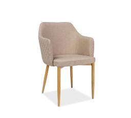 Jídelní židle ASTOR, béžová