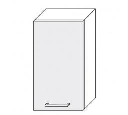 PLATINUM - horní skříňka 40cm W2/40