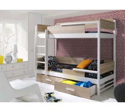 Dětská postel masiv TRES