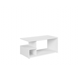 stolek GATO (lawa) bílá alpská