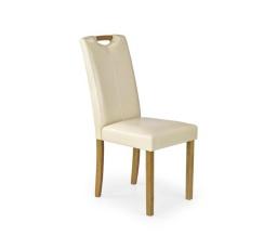 Jídelní židle CARO - krémová