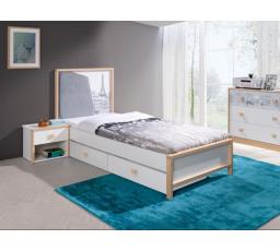 BENTO - dětská postel z masivu