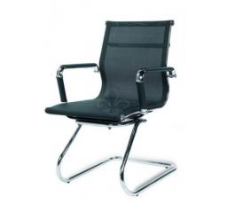 Kancelářská židle - OPERA SKID Černá