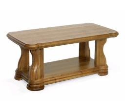 Konferenční stůl LEON 70 /Rustikál