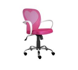 Dětská židle DAISY Růžová