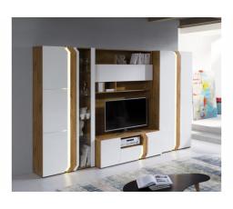 LOFT - Obývací stěna A