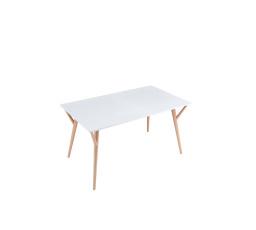 stůl  TWIGGY dub sonoma/bílá    (TX098/TX069 sonoma)