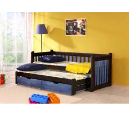 Dětská postel z masivu FILIP