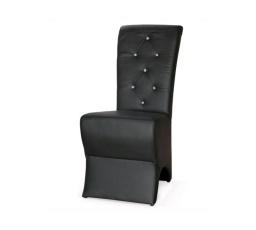 Jídelní židle masiv BOLZANO K - KŮŽE