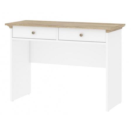 Toaletní stolek Provence 357 bílá/dub
