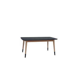 stolek LAWA 021 (TXL021)  černá/buk přírodní  (TX058/TX002)***