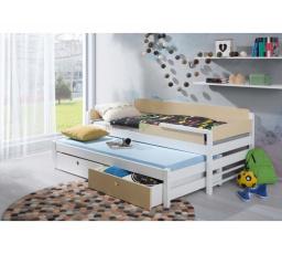 Dětská postel z masivu NATU