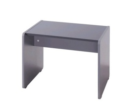 Konferenční stůl malý LIDLO L / šedá