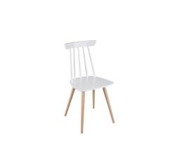 Židle PATYCZAK MODERN bílá (TX098)/dub sonoma (TX069)