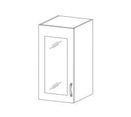 ROYAL  - horní skříňka 40cm G40S