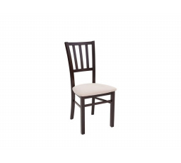 """židle MARYNARZ """"I"""" PIONOWY wenge (TX023)/TK1076"""
