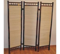 Bambusový paravan