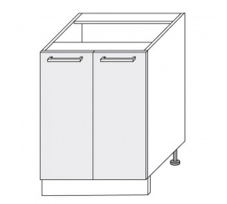 PLATINUM - dolní skříňka  60cm D11/60