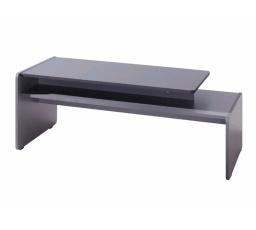 Konferenční stůl velký LIDLO L / šedá