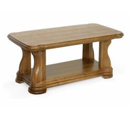 Konferenční stůl LEON 135 /Rustikál