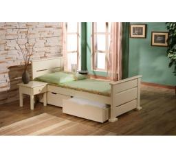 OKTAVIA - dětská postel z masivu