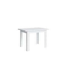 Jídelní stůl STO/110/75, bílý alpský