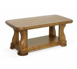 Konferenční stůl LEON 104/ rustikál