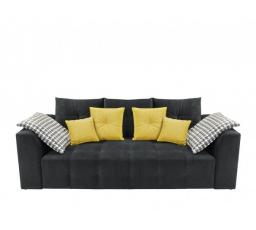 ROYAL III MEGA LUX 3DL - Bella 428 yellow/print P2 pepe 01 white black/bella 435 black (FL VII-K1030) (BRW COMFORT)