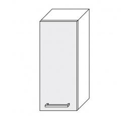 PLATINUM - horní skříňka 30cm W2/30
