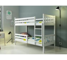 Patrová postel z masivu CARINO B