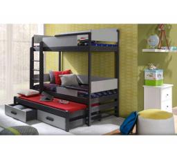 Dětská postel masiv QUATRO