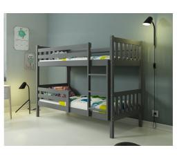 Patrová postel z masivu CARINO G