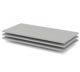 Police Lutta velká 158 silver grey