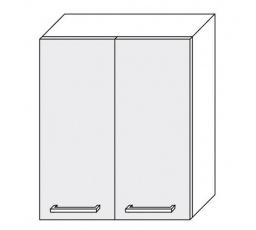 PLATINUM - horní skříňka 60cm W3/60
