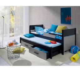 DANILO - postel pro 2 děti
