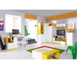 Dětský pokoj MOBI - Systém D