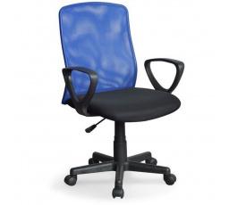 Kancelářské křeslo ALEX - modré