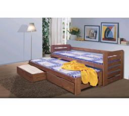 Dětská postel z masivu TOMÁŠ