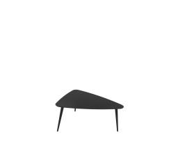 stolek TRIANGO L  černý (TX058)