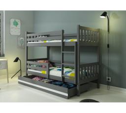 Patrová postel z masivu CARINO GB
